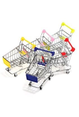 Carda Minyatür Alışveriş Arabası