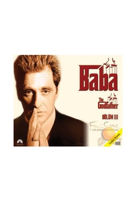 Baba 3 (The Godfather Part 3)(3 CD) ( VCD )