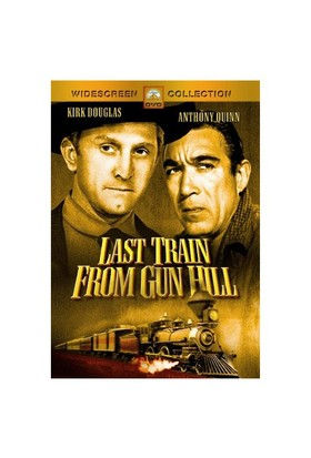 Last Train From Gun Hill (Gun Hill'den Son Tren) ( DVD )