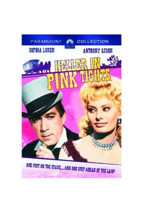 Heller In pink Tights (Korkunç Kumpanya) ( DVD )