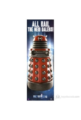Doctor Who Dalek S.O.S Door Poster