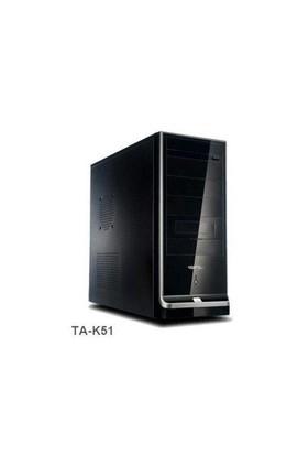 Vento Ta-K51 Kasa Siyah/Gümüş 400W