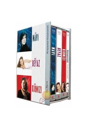 Üç Renk (There Clours-troıs Couleurs) Box Set (7 Disc) ( DVD )
