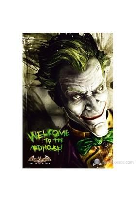 Batman Arkham Asylum Joker Maxi Poster