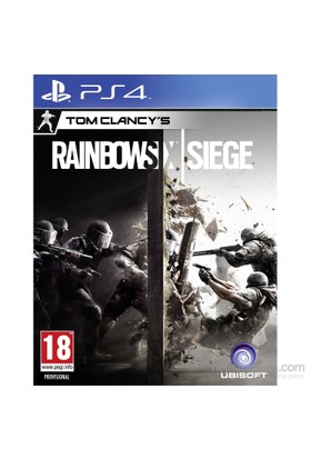 Tom Clancy's Rainbow Six Seige Ps4