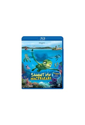 Sammy's Adventures: The Secret Passage (Sammy'nin Maceraları) (Blu-Ray Disc)
