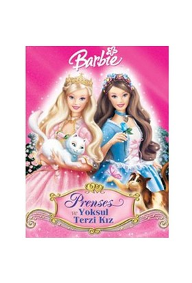 Barbie Prenses ve Yoksul Terzi Kız (Barbie Princess And The Pauper)