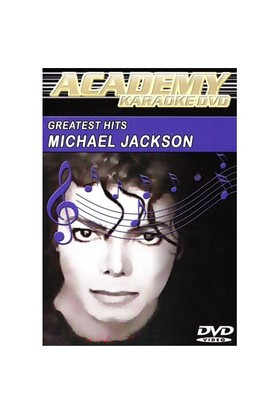 Karaoke Academy Karaoke Dvd Michael Jackson Greatest Hits