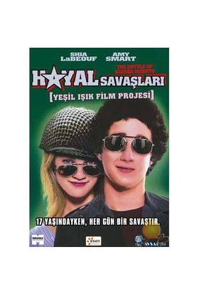 The Battle Of Shaker HEights (Hayal Savaşları) ( DVD )