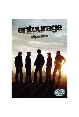 Entourage Season 8 (Süperstar Sezon 8) (2 Disc) (DVD)