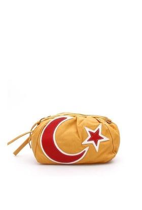 Jacqulıne 1111-30 Sarı Çapraz Bayan Çanta