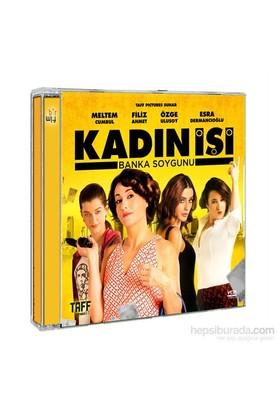 Kadın İşi Banka Soygunu (VCD) (2 Disk)