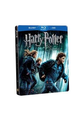 Harry Potter and the Deathly Hallows: Part 1 (Harry Potter ve Ölüm Yadigarları Bölüm 1) (Blu-Ray Disc + DVD)