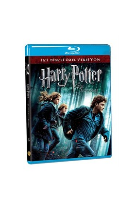 Harry Potter and the Deathly Hallows: Part 1 (Harry Potter ve Ölüm Yadigarları Bölüm 1) (Blu-Ray Disc) (Double)