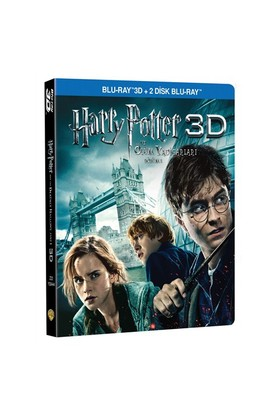 Harry Potter and the Deathly Hallows: Part 1 (Harry Potter ve Ölüm Yadigarları Bölüm 1) (3D Blu-Ray