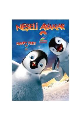 Happy Feet 2 - Neşeli Ayaklar 2 (DVD)