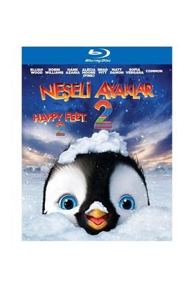 Happy Feet 2 - Neşeli Ayaklar 2 (Blu-Ray Disc)
