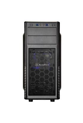 SilverStone Precision Serisi PS11B-W USB3.0 ATX Siyah Kasa (SST-PS11B-W)