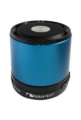 Nakamichi NBS2 (Mavi) Mini Bluetooth Hoparlör