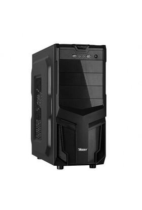 Power Boost Vk-3001A 300W Atx Kasa Meshed Panel Full Siyah