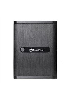 "Silverstone DS380 12 Disk Yuvalı ( 8 x 3.5"", 4 x 2,5"") Disk Destekli NAS Kasa (SST-DS380)"