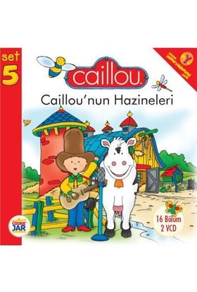 Caillou'nun Maceraları 6 (16 Bölüm)