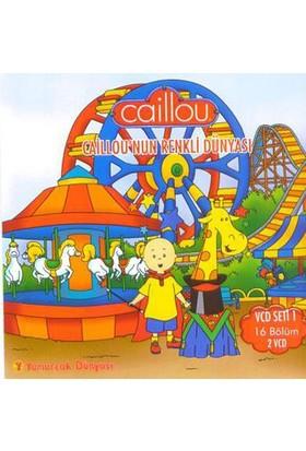 Caillou: Renkli Dünyası (16 Bölüm)