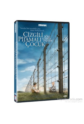 The Boy in the Striped Pajamas (Çizgili Pijamalı Çocuk) (DVD)