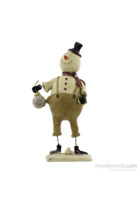 Wıddop Snowman Figür
