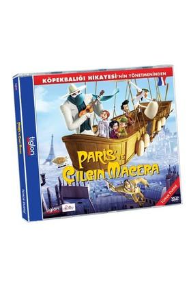 Paris'te Çılgın Macera (Monster In Paris) (VCD)