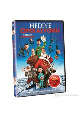 Arthur Christmas (Hediye Operasyonu) (DVD)