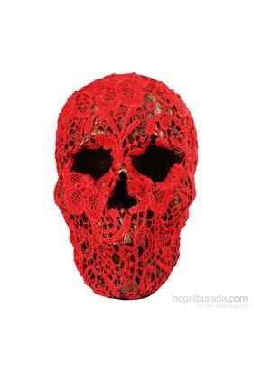 Thanx Co Knit Skull Aksesuar