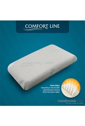 Comfortline Visco Düz Yüksek Delikli Yastık V907