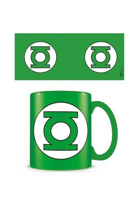 Pyramid International Kupa Bardak Dc Originals Green Lantern Logo