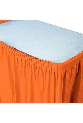 Masa Eteği Turuncu