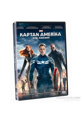 Captain America: The Winter Soldier (Kaptan Amerika: Kış Askeri) (DVD)