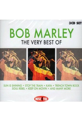 The Very Best Of Bob Marley 3 Cd