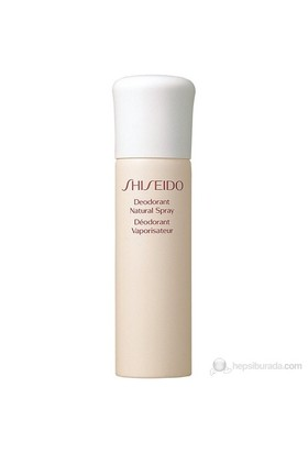 Shiseido Deodorant 100 Ml Kadın Deodorant