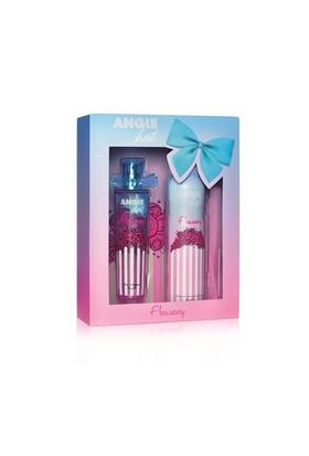 Rebul Angie Hot Flowery Edp 50Ml Kadın Parfüm + 150 Ml Deodorant Set