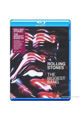 Rollıng Stones - The Bıggest Bang
