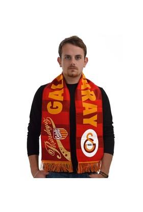 Dalida Orjinal Lisanslı Galatasaray Atkısı 9808
