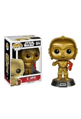Funko Pop Star Wars Ep7 C3po