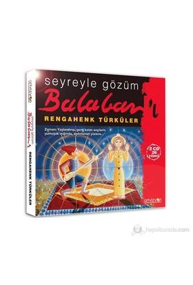 Rengahenk Türküler 4 - Seyreyle Gözüm Balaban'ı (2 CD + Kitap)