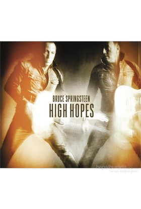 Bruce Springsteen – High Hopes (2 LP + 1 CD)