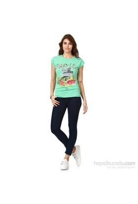 Dewberry Z4949 Bayan T-Shirt