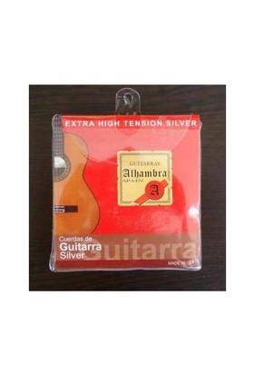 Alhambra Klasik Gitar Tel Extra High Tension