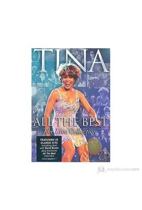 Tina Turner All The Best - The Live Collection (DVD)