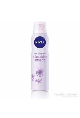 Nivea Double Effect Mor Düşler 150 Ml Kadın Deodorant