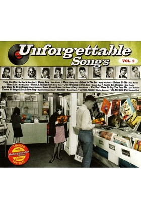 Unforgettable Songs Vol. 2