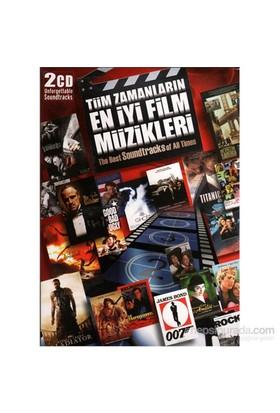 Various - Tüm zamanların En İyi Film Müzikleri (2 CD)